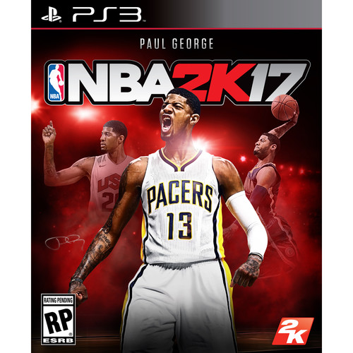 Take-Two NBA 2K17 Early Tip-Off Edition (PS3)