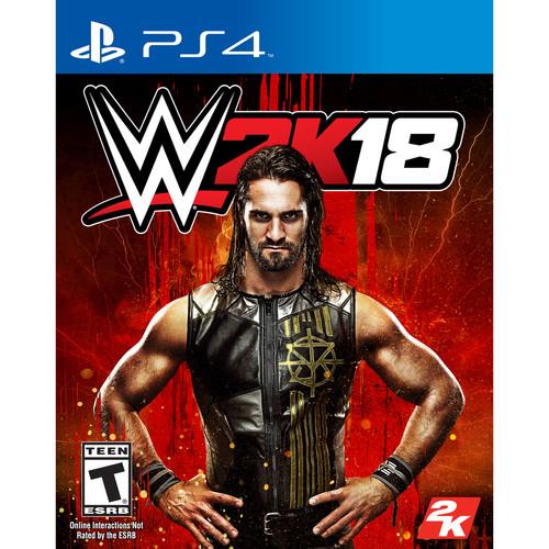 Take-Two WWE 2K18 (PS4)