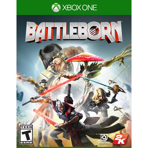 Take-Two Battleborn (Xbox One)