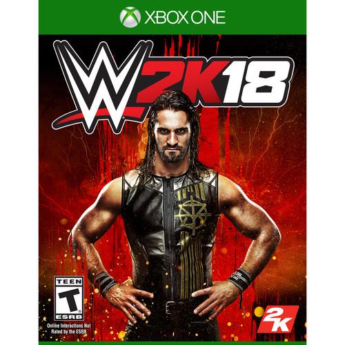 Take-Two WWE 2K18 (Xbox One)