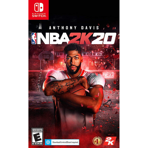 Take-Two NBA 2K20 (Nintendo Switch)