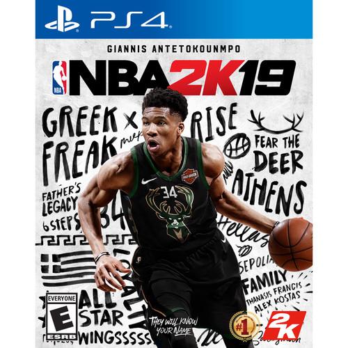 Take-Two NBA 2K19 (PS4)
