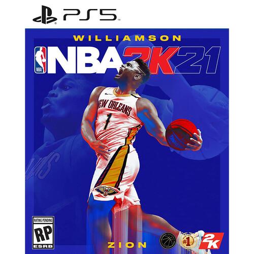 Take-Two NBA 2K21 (PS5)