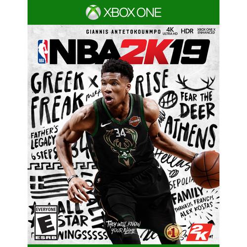 Take-Two NBA 2K19 (Xbox One)