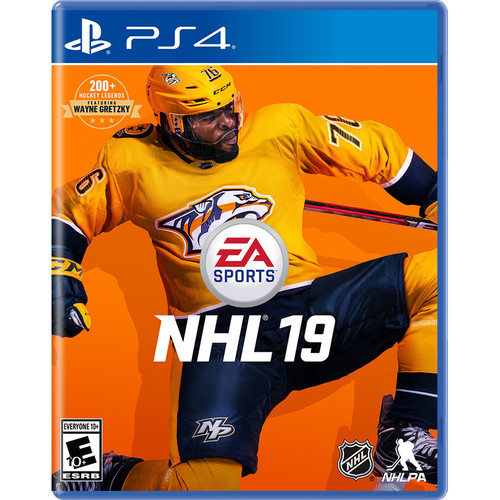 Electronic Arts NHL 19 (PS4)