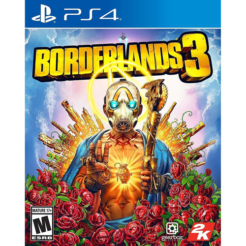 Take-Two Borderlands 3 (PS4)
