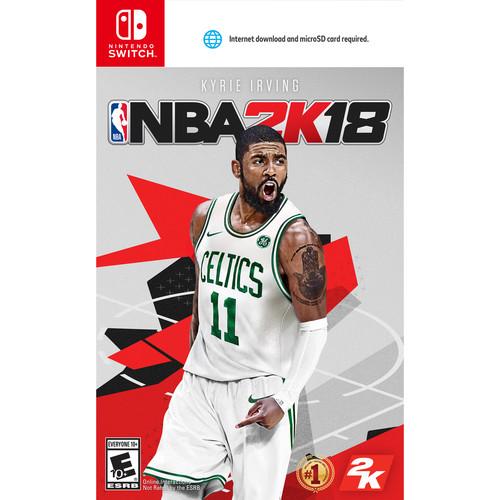 Take-Two NBA 2K18 (Nintendo Switch)