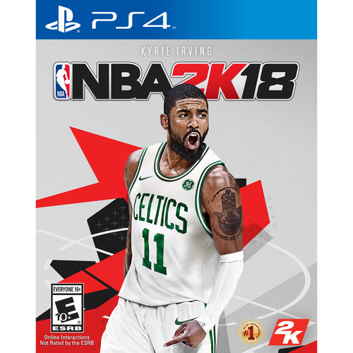 Take-Two NBA 2K18 Early Tip-Off Edition (PS4)