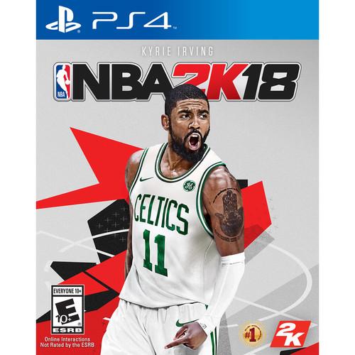 Take-Two NBA 2K18 (PS4)