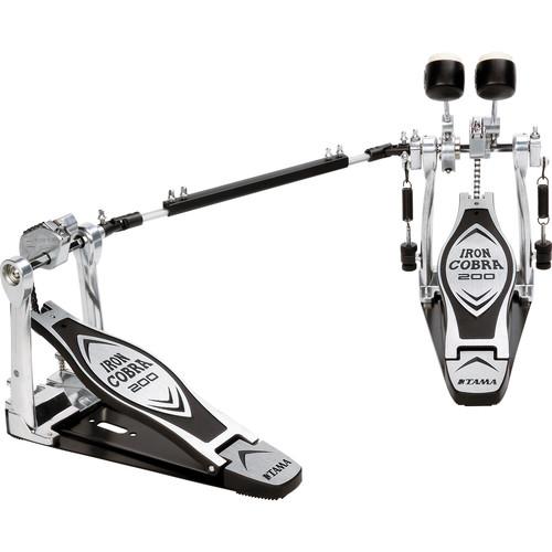 TAMA 200 Series HP200PTW Iron Cobra Twin Kick Drum Pedal
