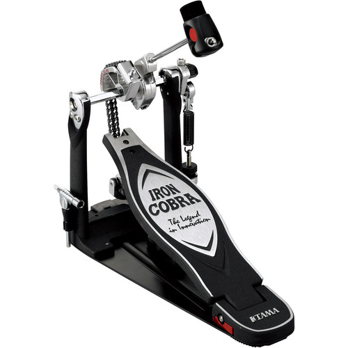 TAMA 900 Series HP900PN Iron Cobra Power Glide Single Kick Drum Pedal