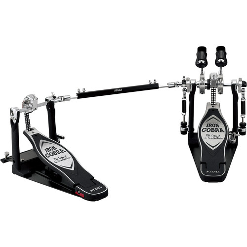 TAMA 900 Series HP900PWN Iron Cobra Power Glide Twin Kick Drum Pedal
