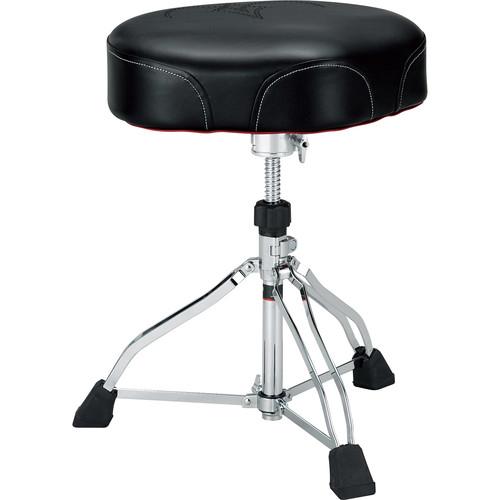 TAMA HT730B Ergo-Rider Trio Drum Throne (Black Seat)