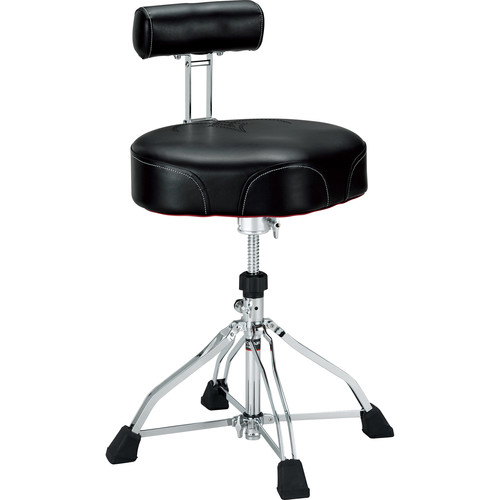 TAMA HT741B Ergo-Rider Quartet Drum Throne With Backrest