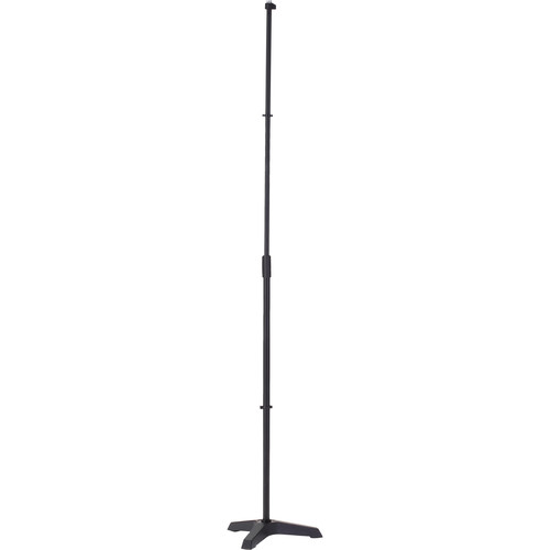 TAMA Iron Works Studio MS750TBK Tripod Cast-Base Straight Microphone Stand