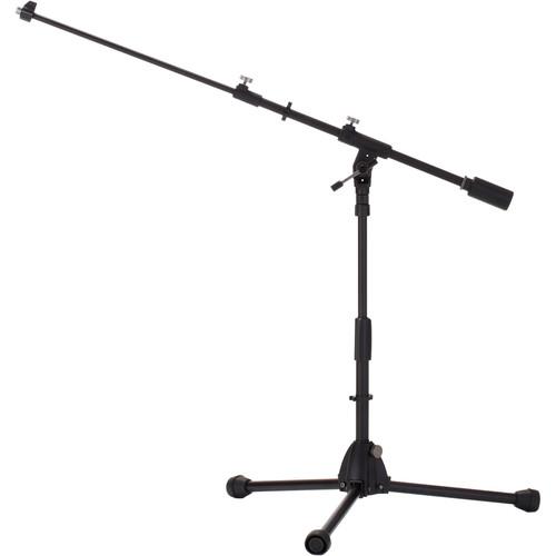 TAMA Iron Works Studio MS756LBK Low-Profile Telescoping Boom Stand