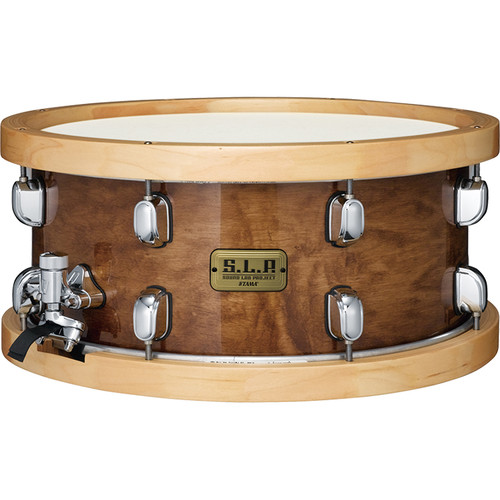 "TAMA S.L.P. Series Studio Maple Snare Drum - 6.5"" x 14"""
