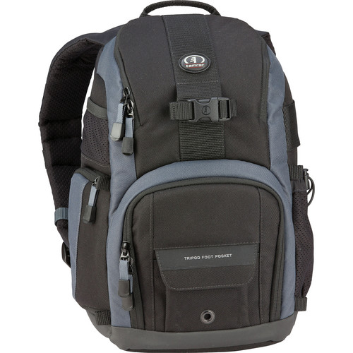 Tamrac Mirage 4 Photo/Tablet Backpack (Black/Gray)