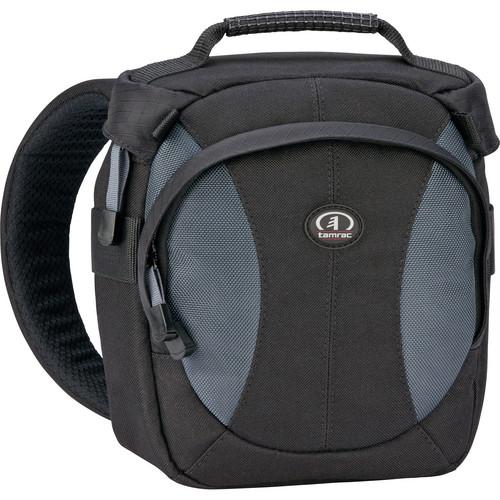 Tamrac Velocity 6z Compact Sling Pack (Black / Gray)