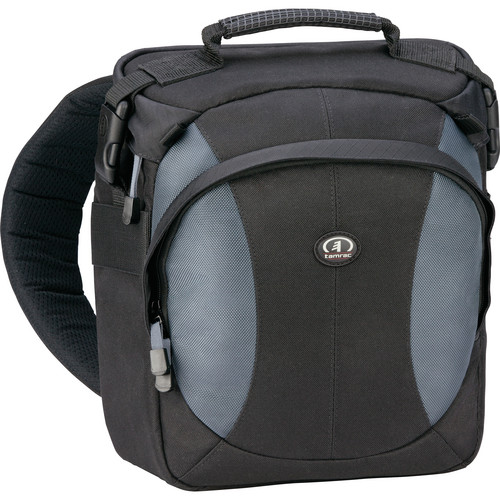 Tamrac Velocity 8z Pro Photo Sling Pack (Black/Gray)