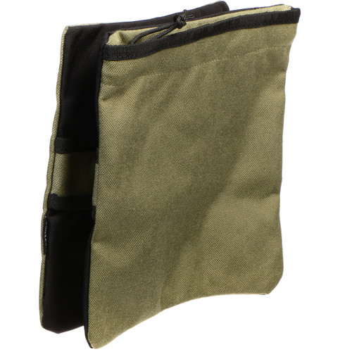 Tamrac Sabi Sack Bean Bag Support for Cameras and Lenses (Olive Green)