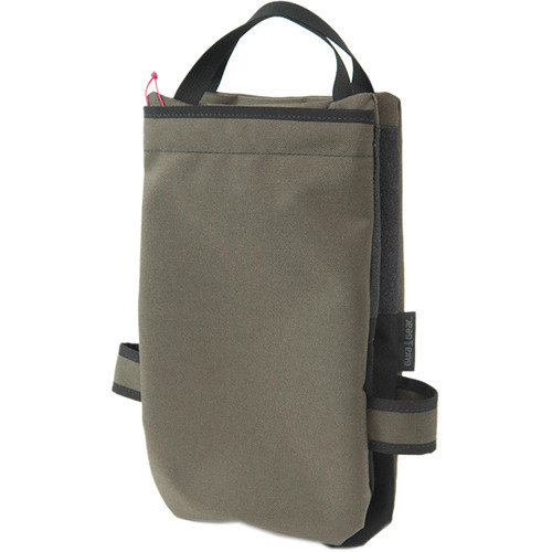 Tamrac Super Sabi Sack Bean Bag Support for Cameras and Lenses (Olive Green)