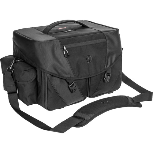 Tamrac Stratus 15 Shoulder Bag (Black)