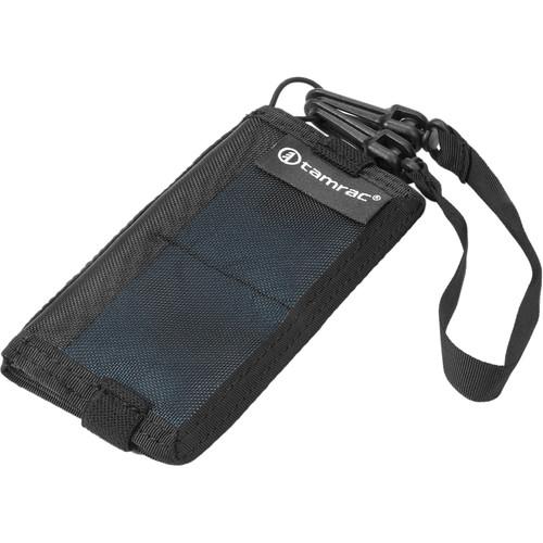 Tamrac Goblin Memory Card Wallet (Six SD & Four CompactFlash Cards, Ocean)
