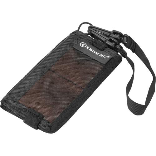 Tamrac Goblin Memory Card Wallet (Six SD & Four CompactFlash Cards, Pumpkin)