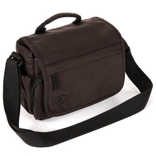 Tamrac Apache 2.2 Series Camera Bag (Waxed Canvas, Chocolate Brown)