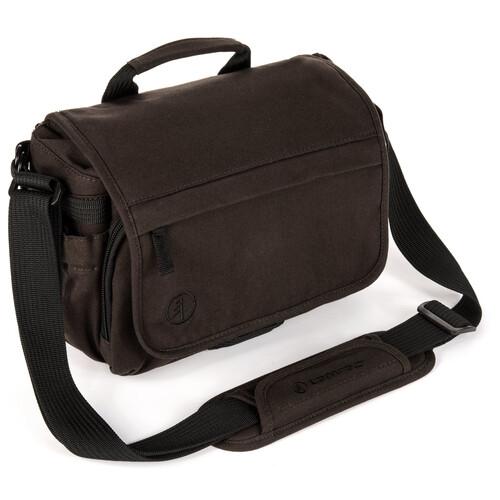 Tamrac Apache 4.2 Series Camera Bag (Waxed Canvas, Chocolate Brown)