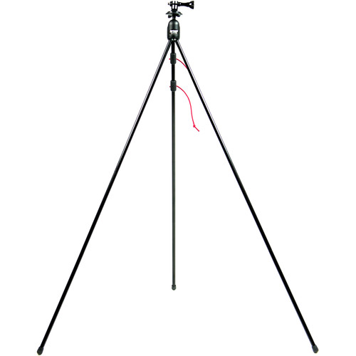 Tamrac ZipShot Mini Tripod with GoPro Adapter