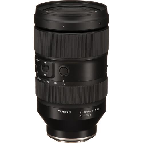 Tamron 35-150mm f/2-2.8 Di III VXD Lens for Sony E