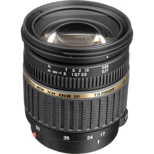 Tamron 17-50mm f/2.8 XR Di II LD Lens for Digital Cameras