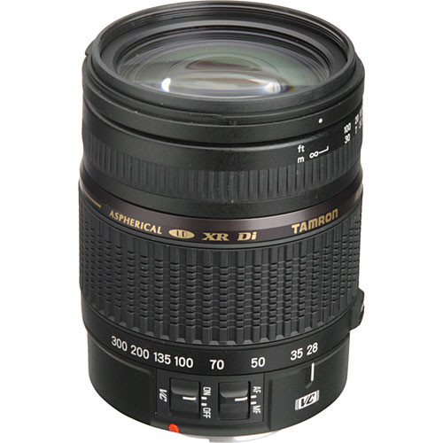 Tamron 28-300mm f/3.5-6.3 XR Di VC LD Aspherical IF Macro Lens for Canon