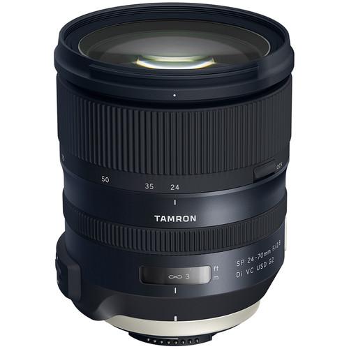 Tamron SP 24-70mm f/2.8 Di VC USD G2 Lens for Nikon F