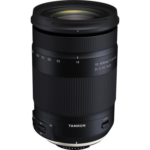 Tamron 18-400mm f/3.5-6.3 Di II VC HLD Lens for Nikon F
