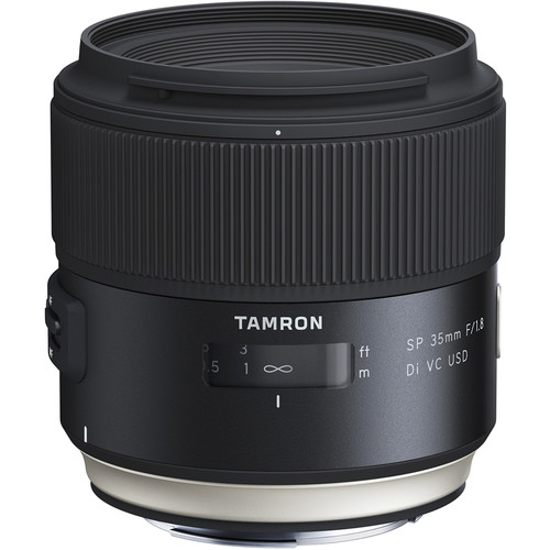 Tamron SP 35mm f/1.8 Di VC USD Lens for Nikon F