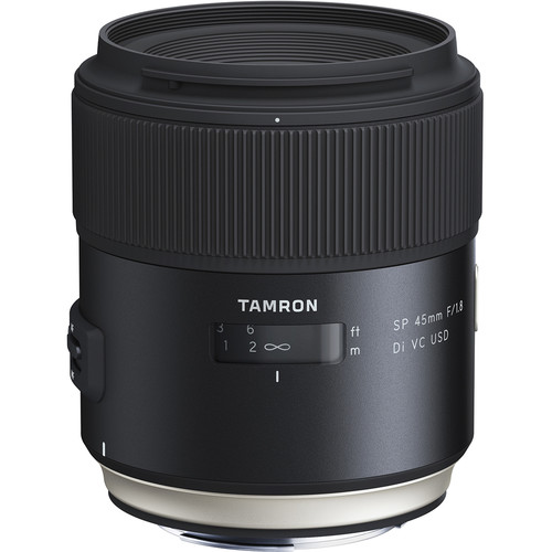 Tamron SP 45mm f/1.8 Di USD Lens for Sony A