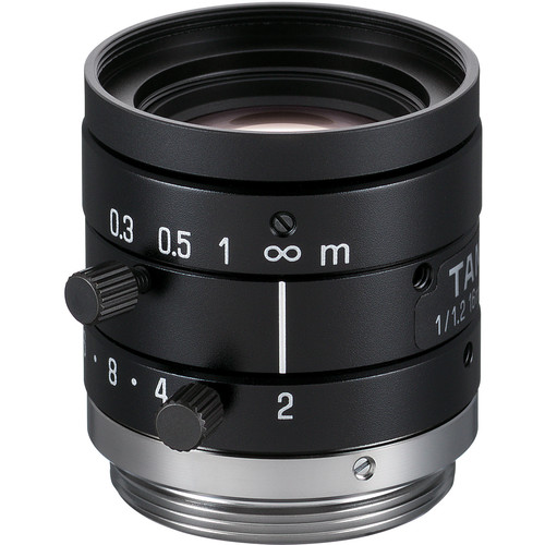 Tamron Compact 5MP C-Mount 16mm Lens