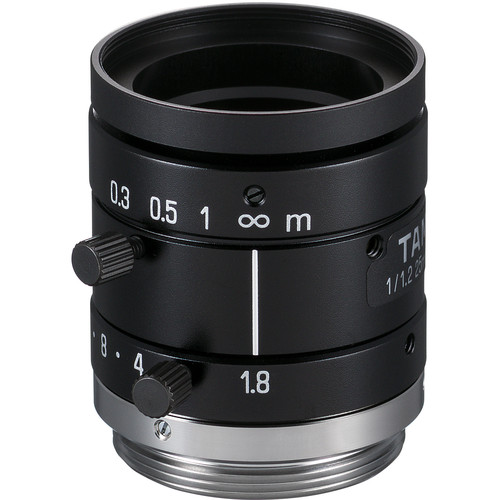 Tamron Compact 5MP C-Mount 25mm Lens