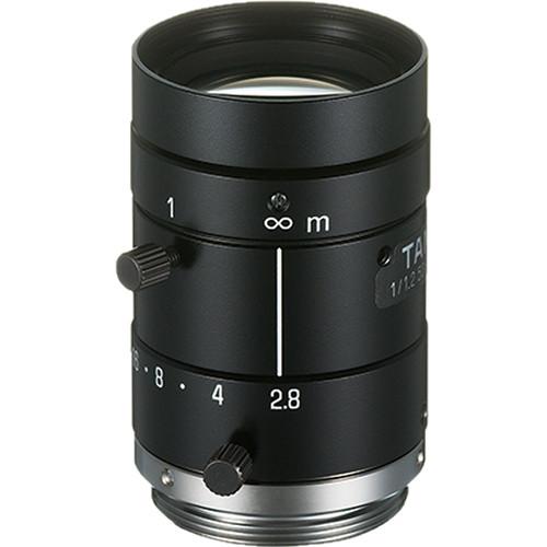 "Tamron 1/1.2"" C-Mount 50mm Fixed Focal Lens"
