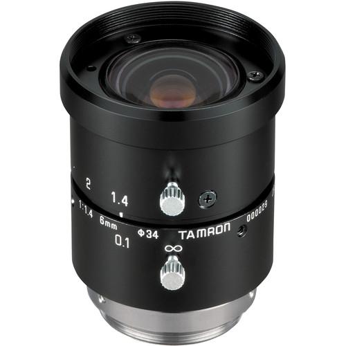 Tamron C-Mount 6mm Fixed Focal Lens