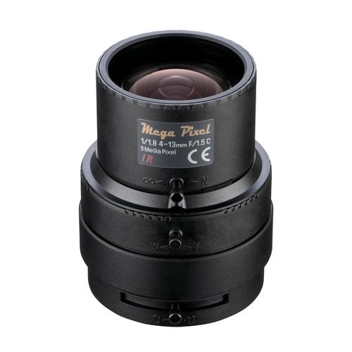Tamron C-Mount 4-13mm Manual Iris Varifocal Lens