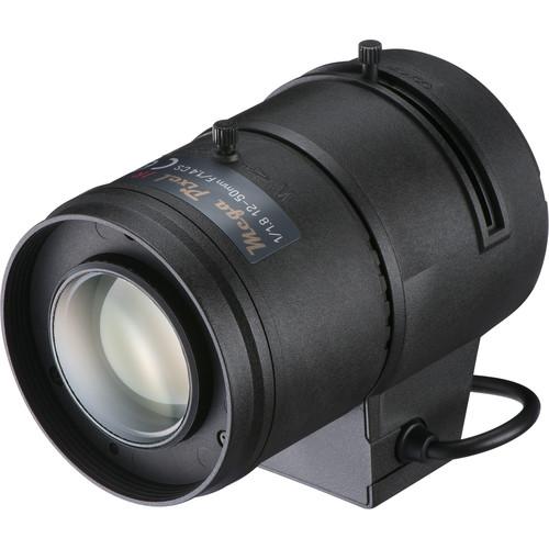 """Tamron 1/1.8"""" CS-Mount 12-50mm Near-IR Varifocal Lens"""