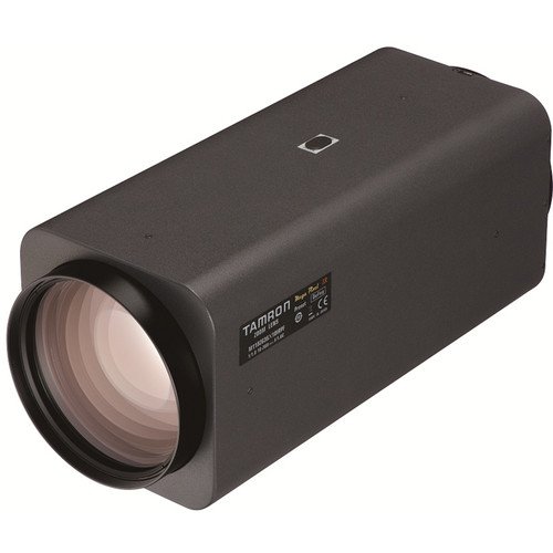 "Tamron M118ZG36X10IRP C-Mount 10-360mm 1/1.8"" F1.6 36x High-Power Varifocal Zoom Lens"