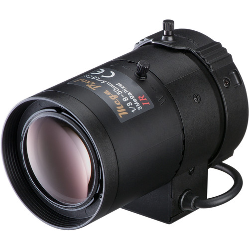 "Tamron M13VP850IR 1/3"" CS-Mount 850mm f/1.6 Varifocal Lens"