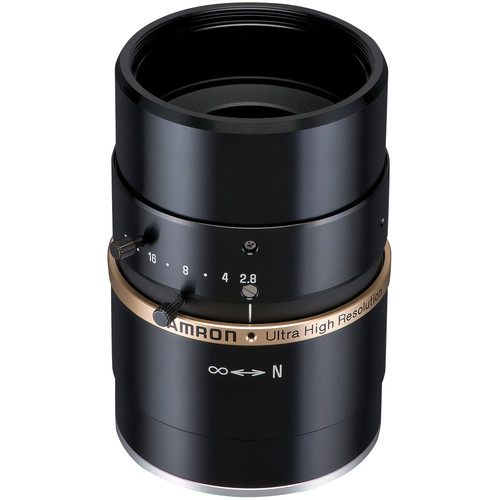"Tamron C-Mount 50mm f/2.8-32 2/3"" Machine Vision Fixed-Focal Lens"