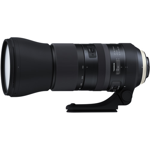 Tamron SP 150-600mm f/5-6.3 Di USD G2 for Sony A