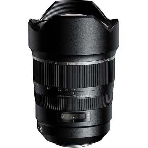 Tamron SP 15-30mm f/2.8 Di VC USD Lens for Nikon F